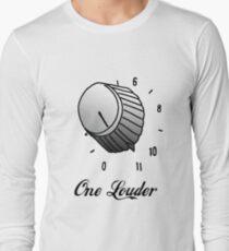 One Louder Long Sleeve T-Shirt