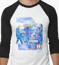 .community Men's Baseball ¾ T-Shirt