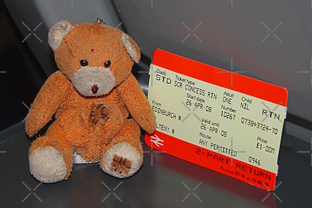 Ticket to ride by Tom Gomez