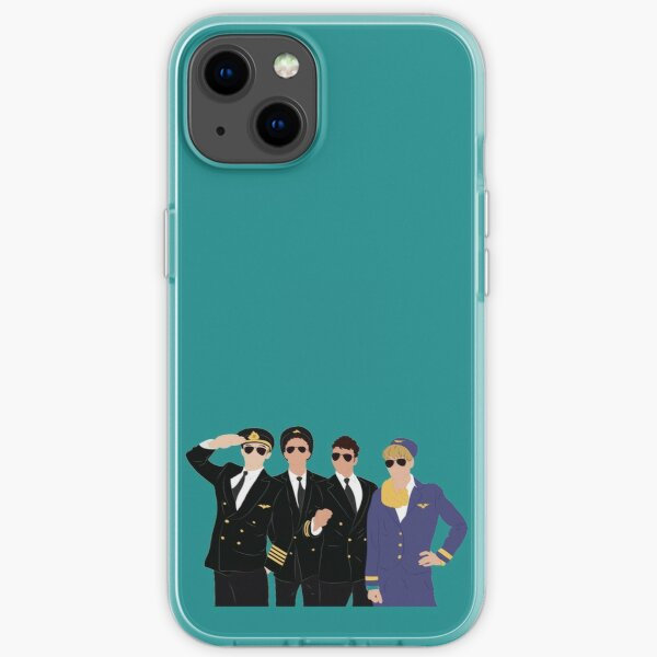 mcfly iPhone Soft Case