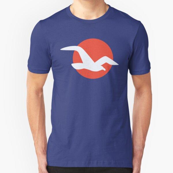 The People's Republic of Martha's Vineyard Revolution Flag Slim Fit T-Shirt