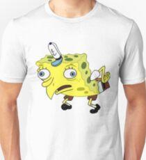 Camiseta unisex Bob Esponja