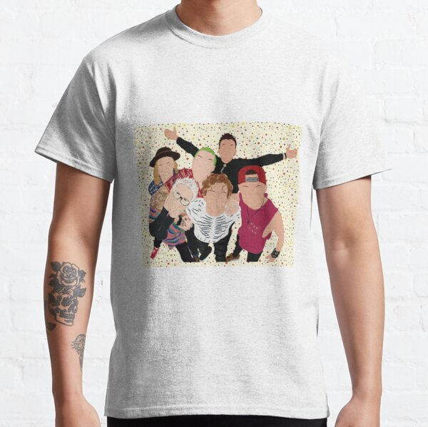 mcbusted Classic T-Shirt