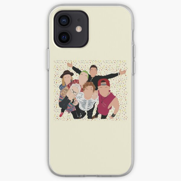 mcbusted iPhone Soft Case
