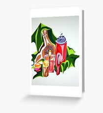 EVERYDAY ITEMS Greeting Card