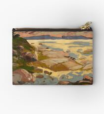 West Coast Sunset Studio Pouch