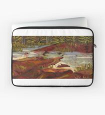 Red Rocks in Algonquin Park Laptop Sleeve