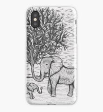 THE TALL TALE OF THE ELETRUNKS iPhone Case/Skin
