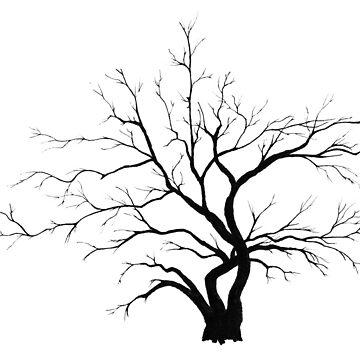 Black Ironwood by frespirit