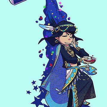 Prince Karamatsu by Danies