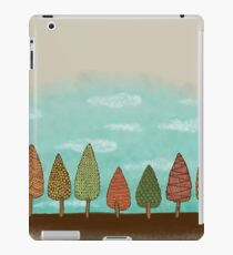 COLORFUL GROVE iPad Case/Skin