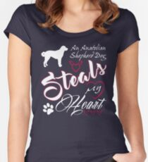 Anatolian Shepherd Dog Women's Fitted Scoop T-Shirt