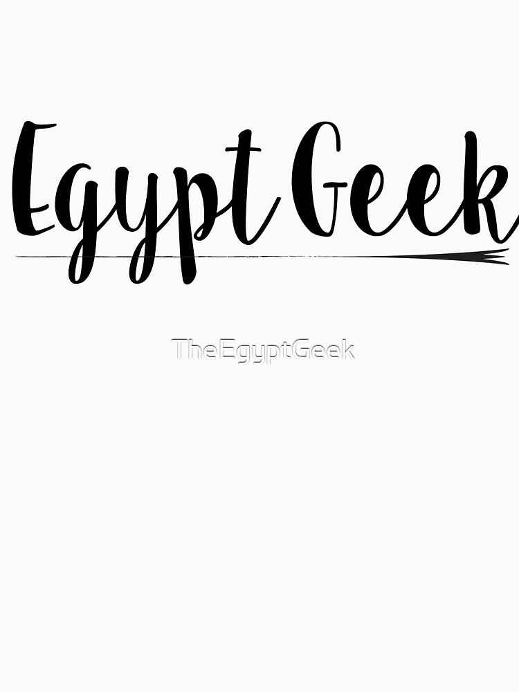 Egypt Geek  by TheEgyptGeek