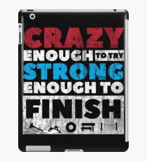 Crazy Strong iPad Case/Skin