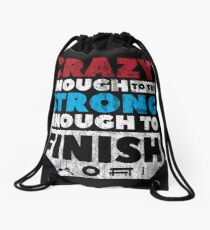 Crazy Strong Drawstring Bag