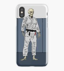 Death Brazilian Jiu-Jitsu iPhone Case/Skin