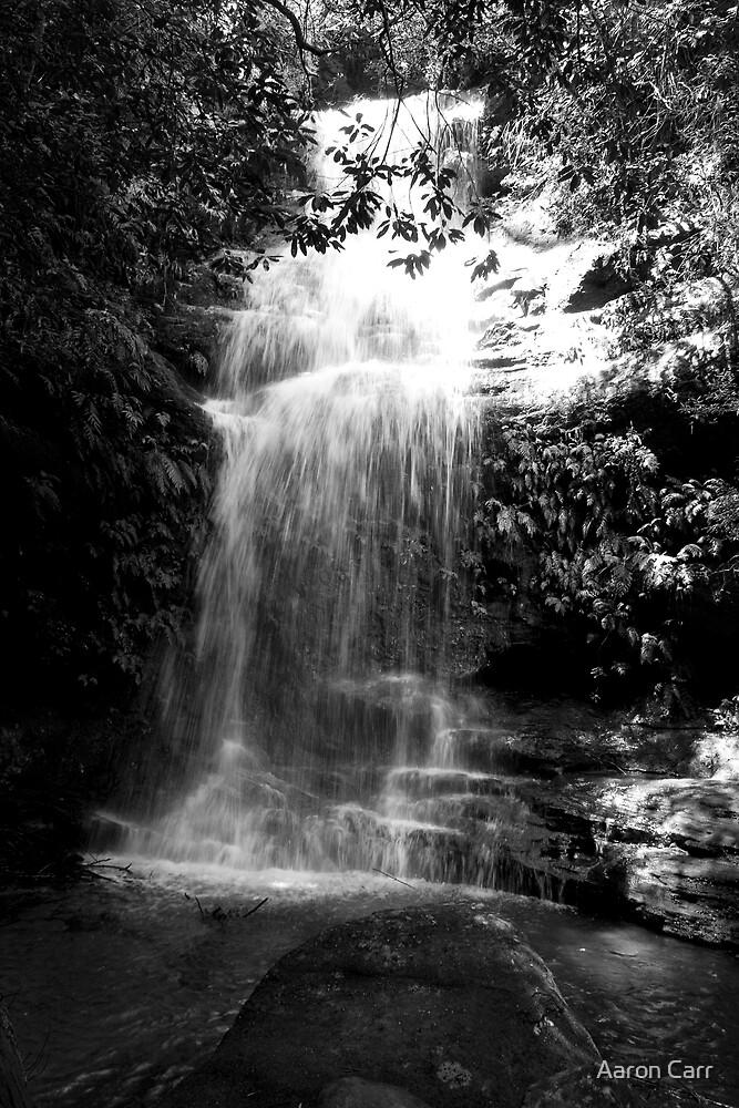 Clarinda Falls by Aaron Carr