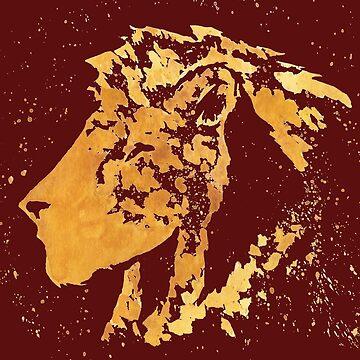 Lion by khelland