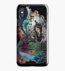 BETWEEN THE STARS AND I iPhone Case