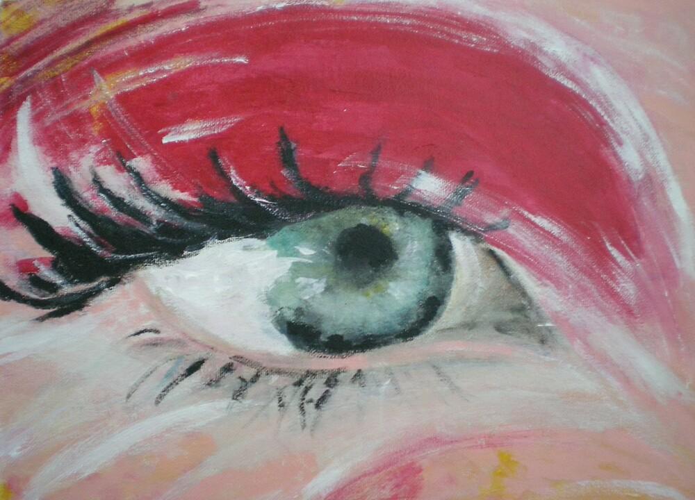 Eye of the beholder by Margot Koefod