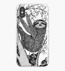 PEACE-TOED SLOTH iPhone Case