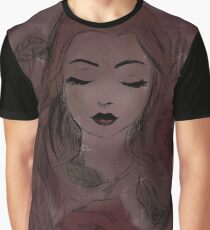 Princess of Rose Graphic T-Shirt