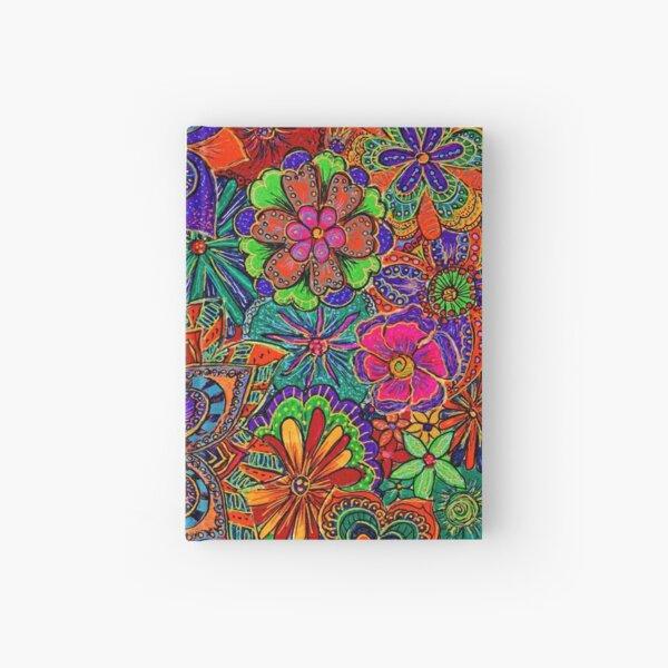 Zen Flora 1-P Hardcover Journal