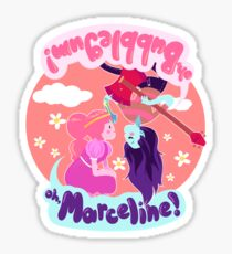 Bubbline Sticker