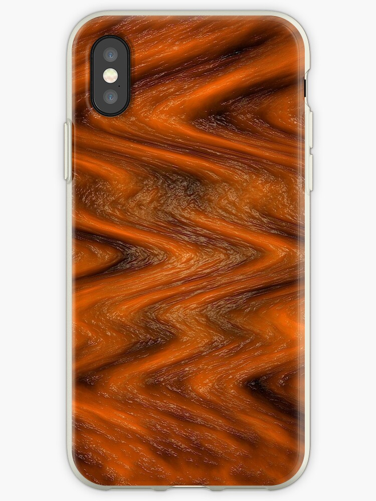 Lava iPhone / Samsung Galaxy Case by Tucoshoppe