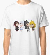 Chibi Team Rwby Classic T-Shirt