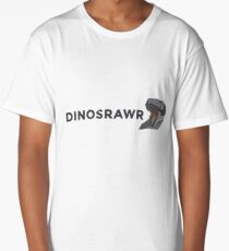DinosRAWR Darker Long T-Shirt