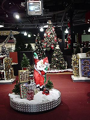 More Christmas Center Display RMS by Fabiconceptink