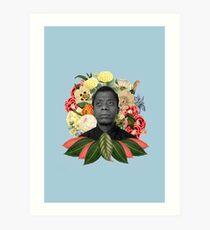 James 02 Art Print