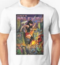 Attack of The Bailey Jay Show  Unisex T-Shirt