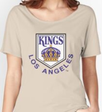 Los Angeles Kings Women's Relaxed Fit T-Shirt