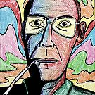 Hunter S. Thompson by THE SPILT INK by thespiltink