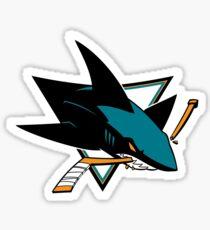 San Jose Sharks Sticker