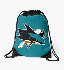 San Jose Sharks Drawstring Bag