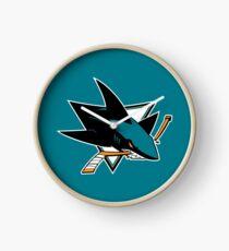 San Jose Sharks Clock