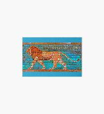 Assyrian Lion Art Board