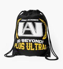 UA Academy Shirt Drawstring Bag