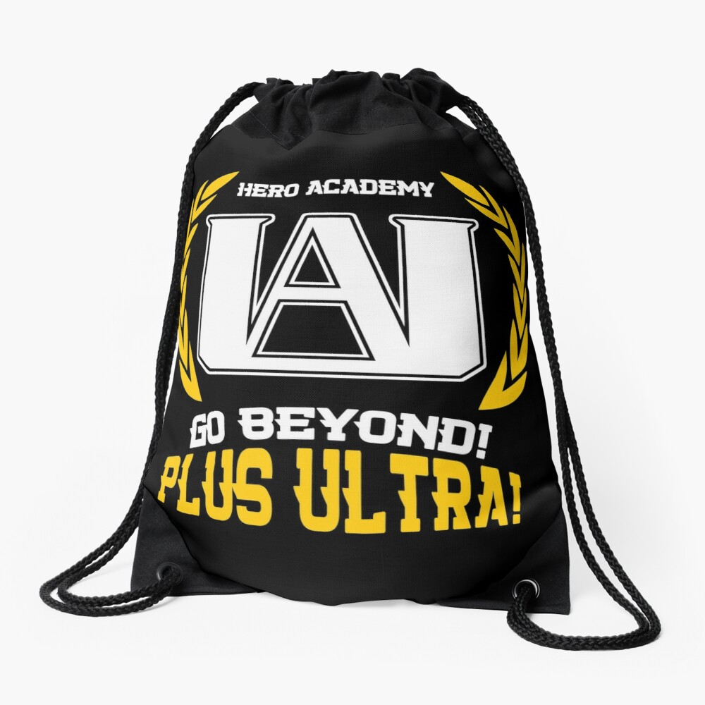 UA Academy Shirt Drawstring Bag