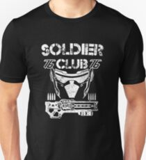 Bullet Soldier Club 76 Unisex T-Shirt