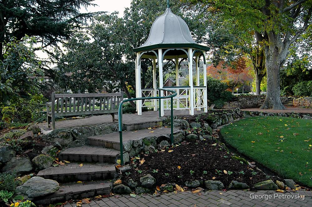 Corbett Gardens Pavillion # 4 by George Petrovsky