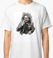 The late Jerry Garcia of The Grateful Dead Classic T-Shirt