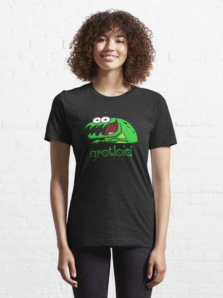 Alternate view of Grotloid Essential T-Shirt