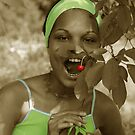 Cherry Eater by VioDeSign