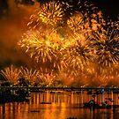 Happy Birthday, America by LudaNayvelt