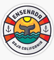 Ensenada Sticker