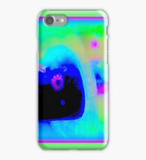 SOFT LAYERS OF GLASS ART iPhone Case/Skin